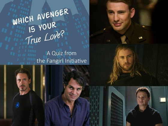 Quiz: Which Avengers Man Is Your True Love? 1