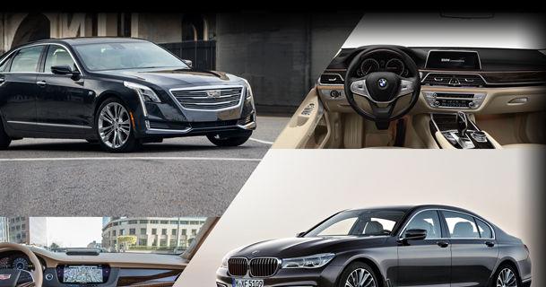2016 Cadillac Ct6 Is Legit Luxury Autoguide Com News: Poll: Cadillac CT6 Or BMW 7 Series?