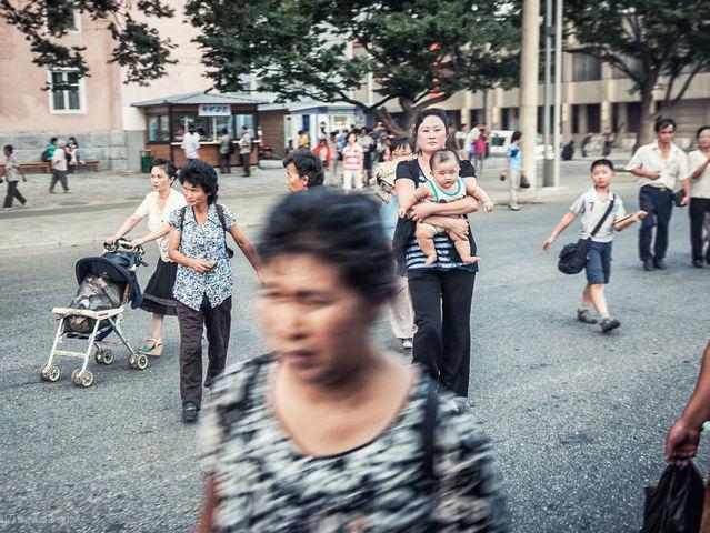 Καθημερινή ζωή στην Πιονγιάνγκ