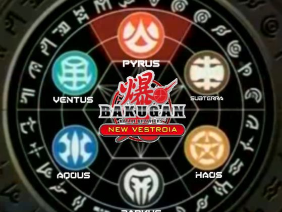 Which Type Of Bakugan Are You Playbuzz