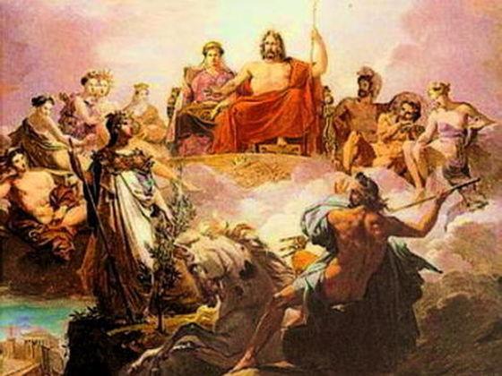 Ancient greek gods relationships dating