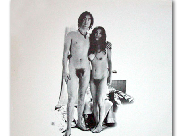 john lennon and yoko naked