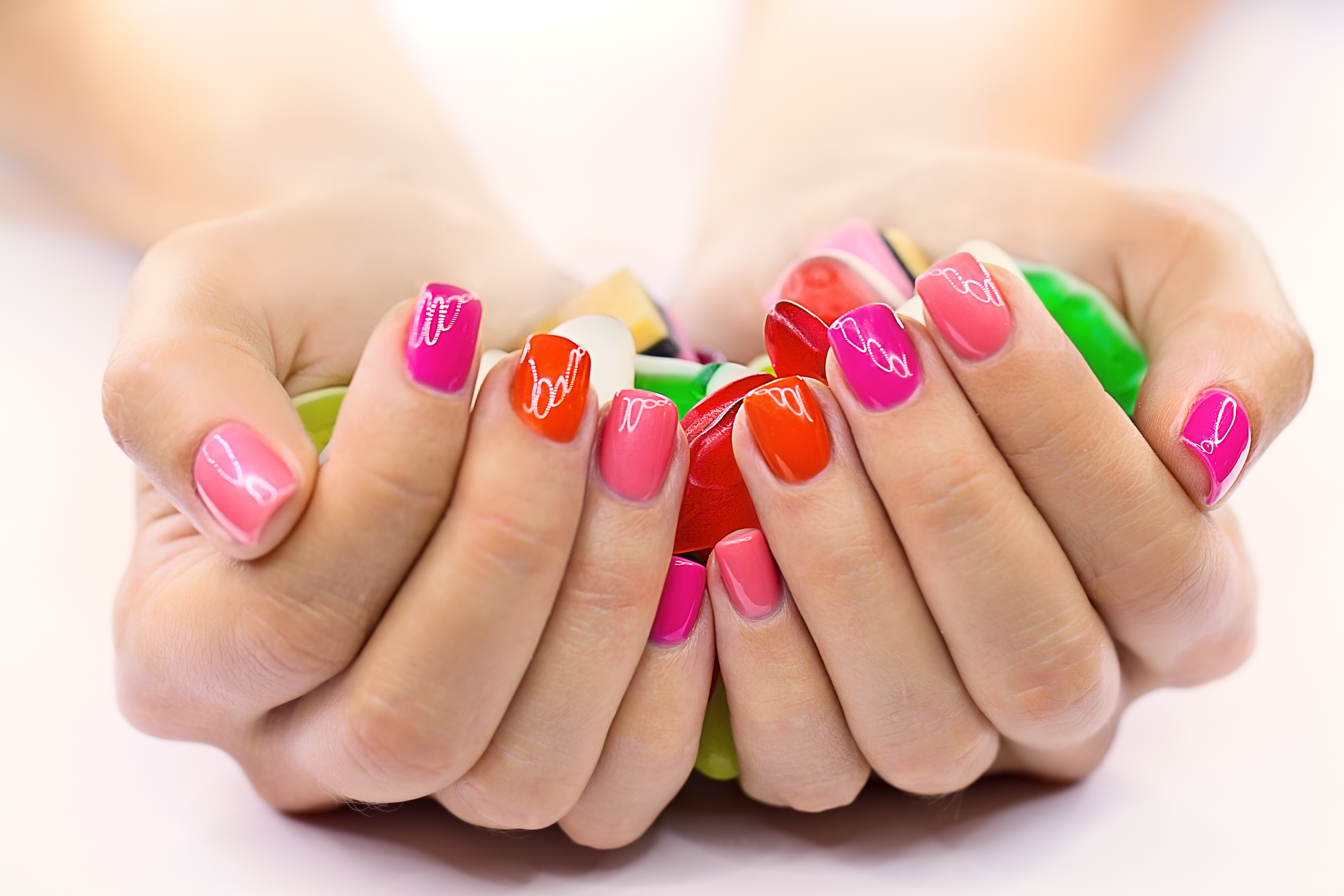 which nail design fits your personality playbuzz