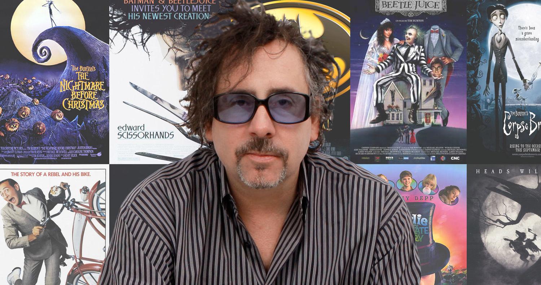 Tim burton movie music