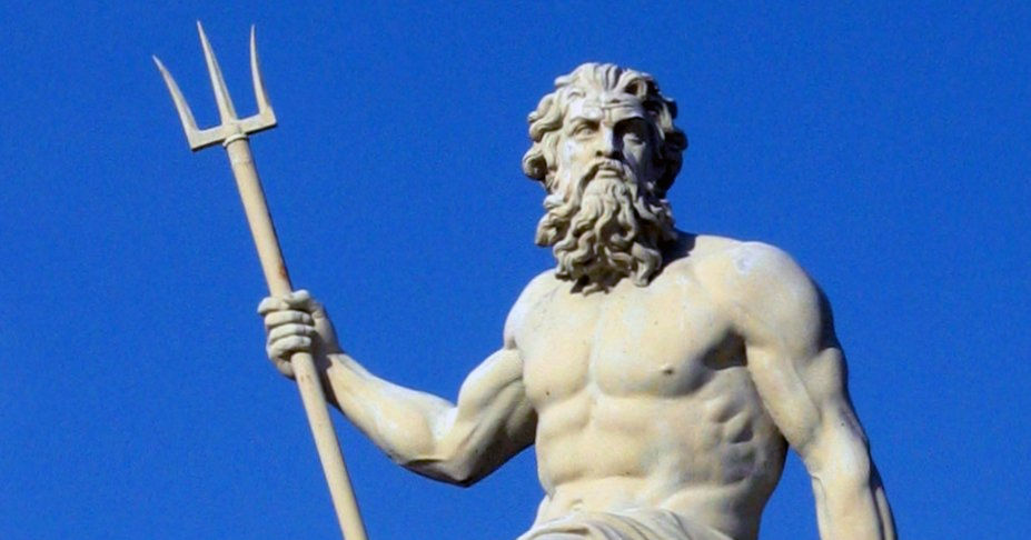the power and personality of the ancient greek gods