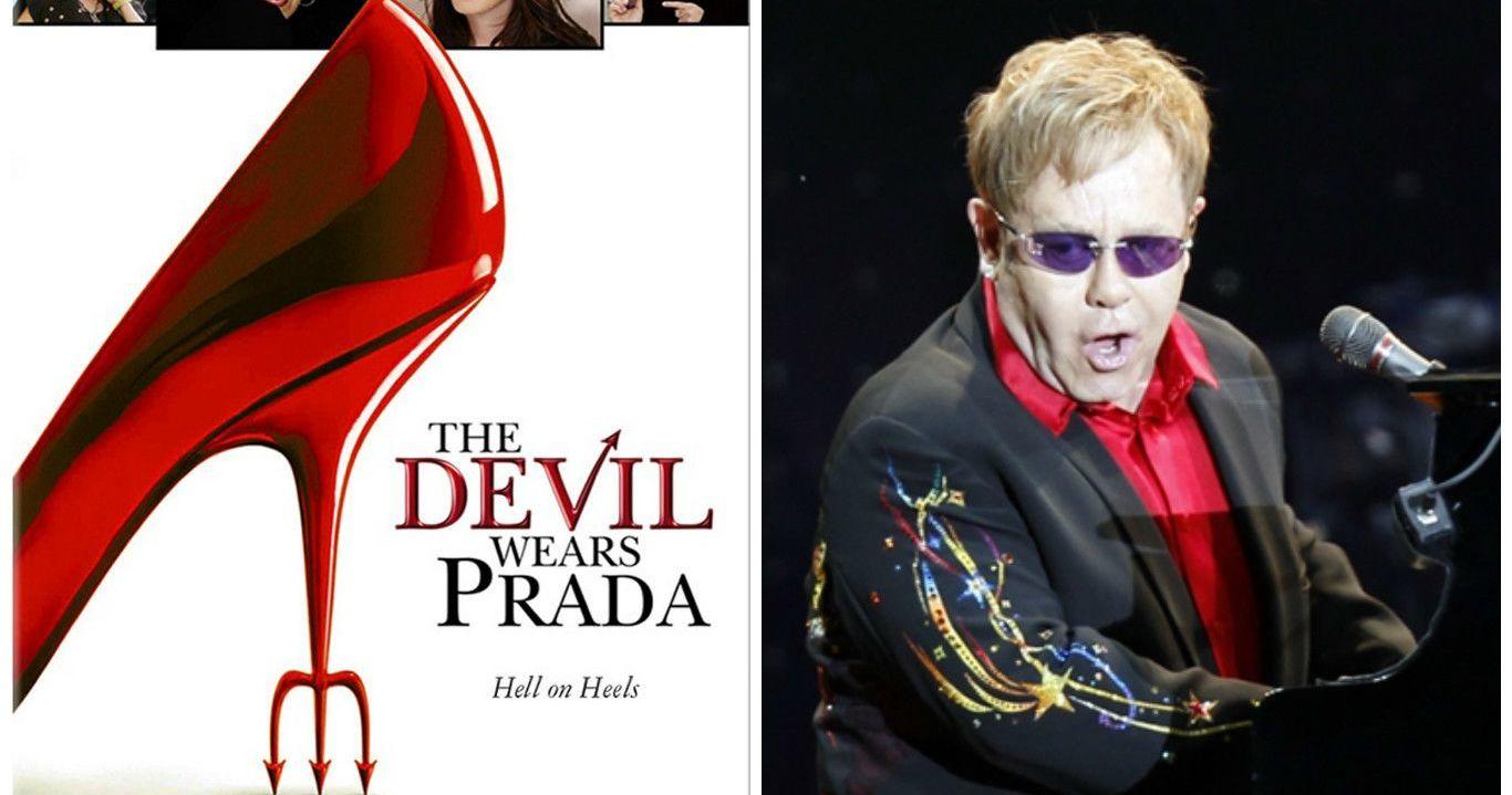 Elton John Is Taking The Devil Wears Prada To Broadway ...