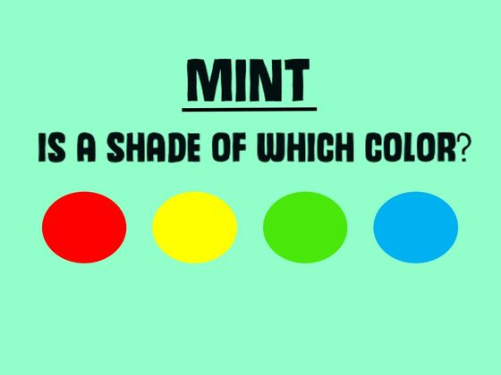 Can Your Eyes Actually Process Various Shades Of Color?