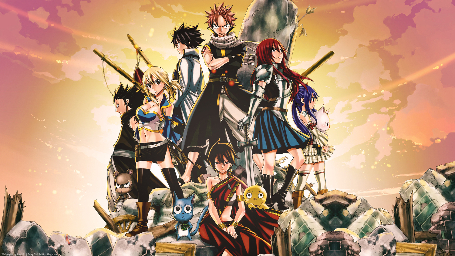 Fairy tail dating quiz for boys