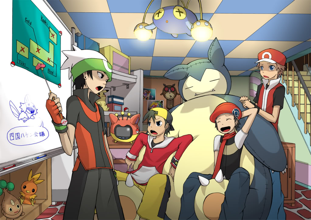which pokémon trainer are you playbuzz