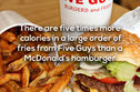 True or False: Fast Food Edition