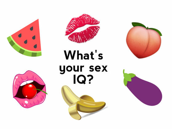 Sex iq questions