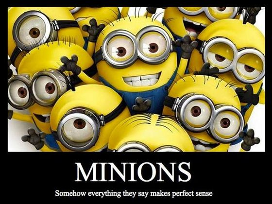 Say Whaaat Minion