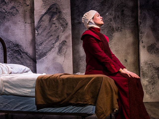 Biblical Appropriation in The Handmaids Tale