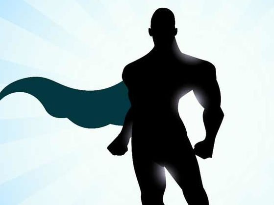 What super hero are you?
