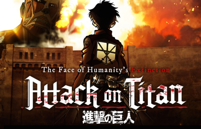 how to start watching anime, attack on titan