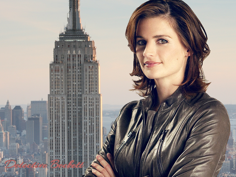 kate beckett from castle is the