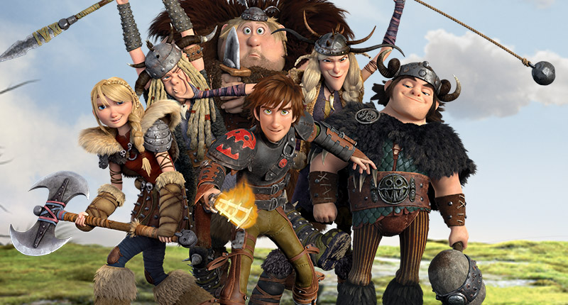 The Voices Behind How To Train Your Dragon | Playbuzz
