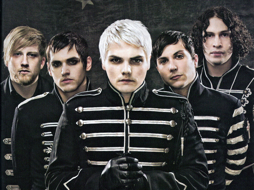 My Chemical Romance prepara su regreso en 2017