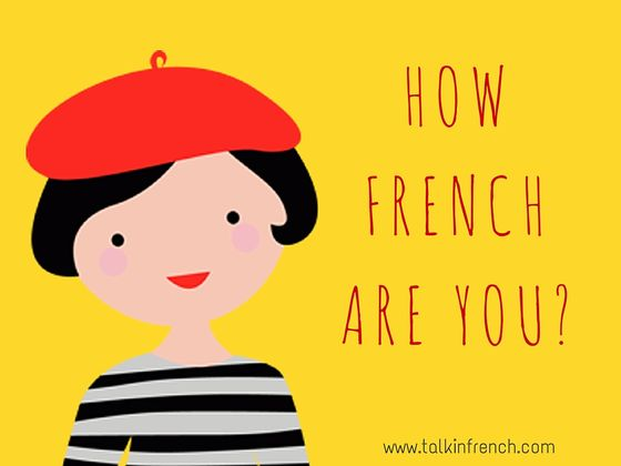 how to say are you french in french