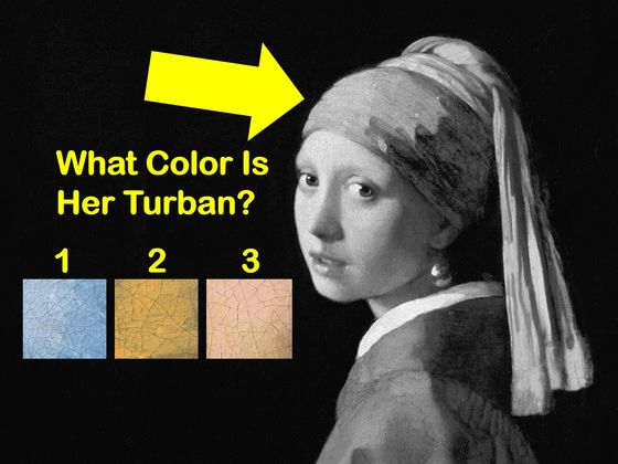 Can You Pass The Color Memory Test?