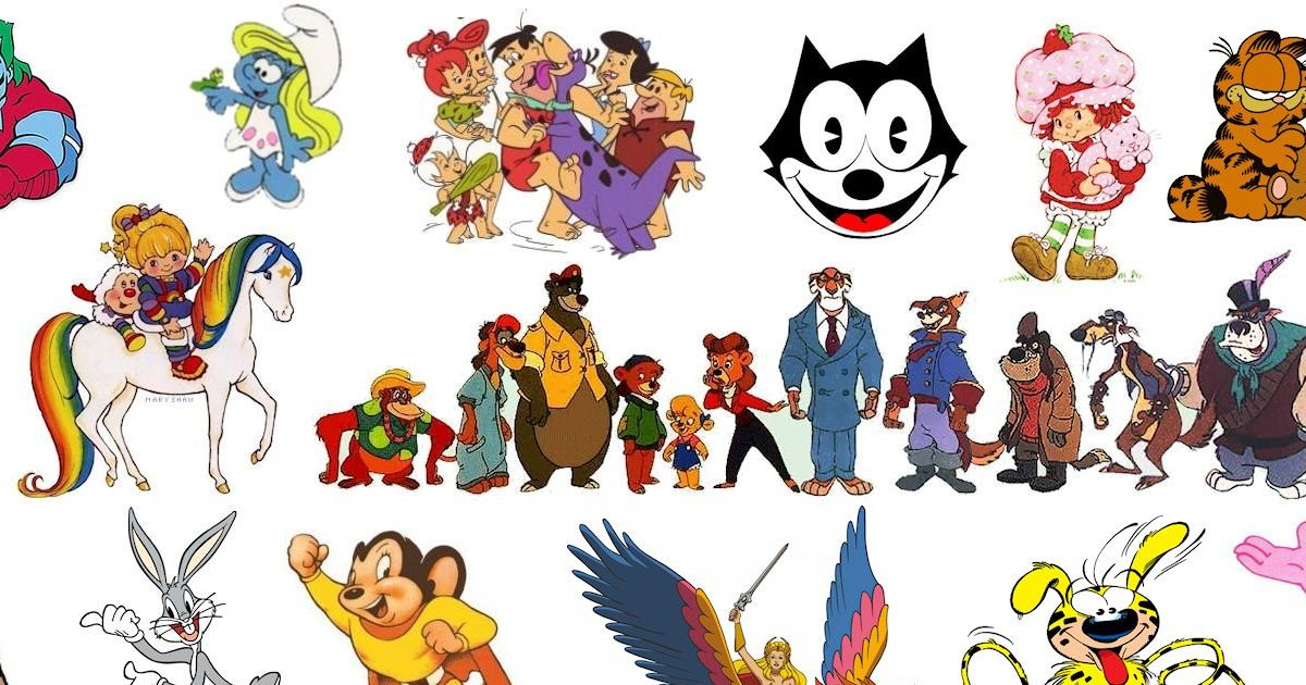 Cartoon Characters You Know Are Black : How well do you know these cartoon characters playbuzz