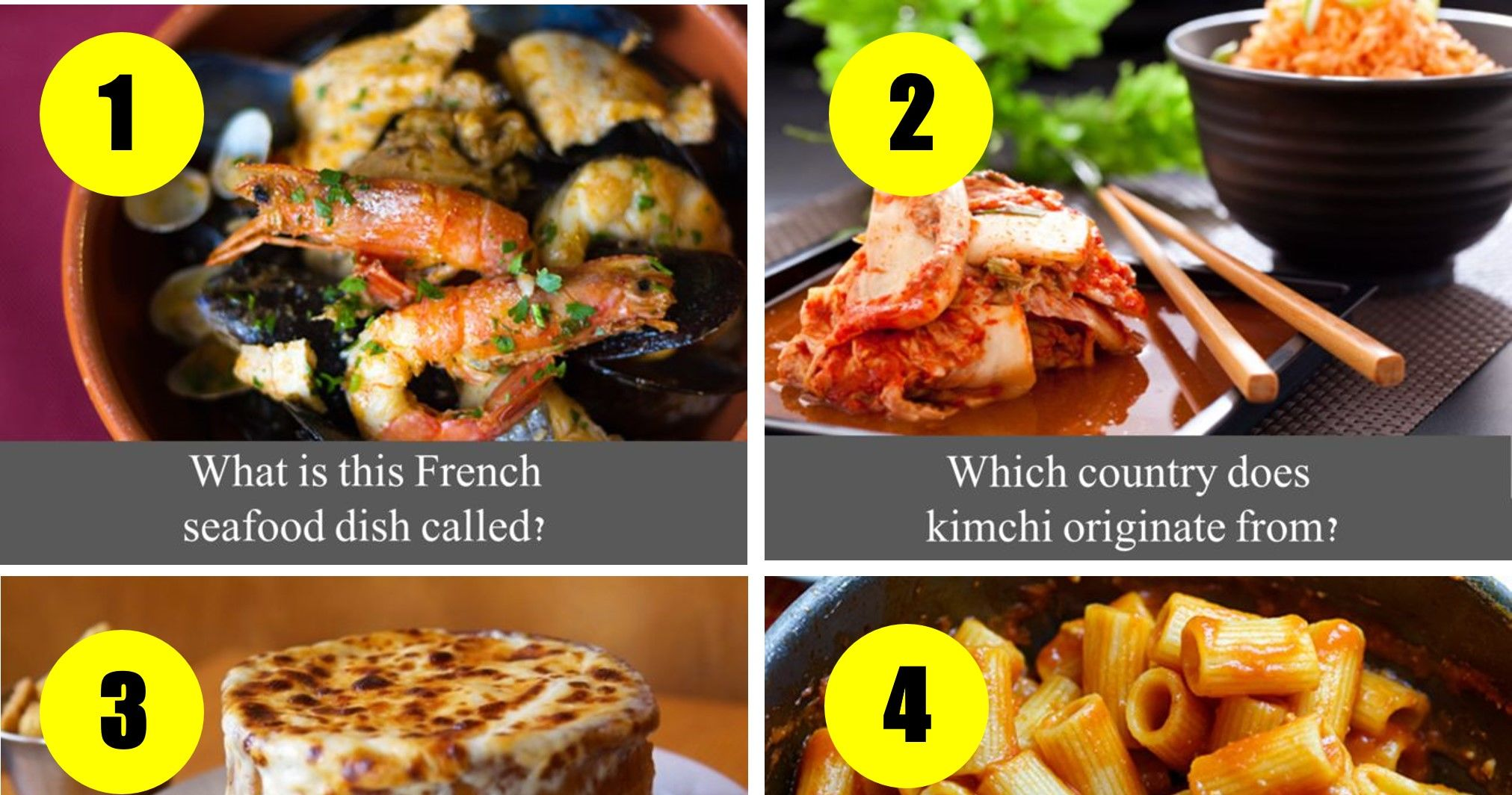 Can You Pass This Spanish Food Test