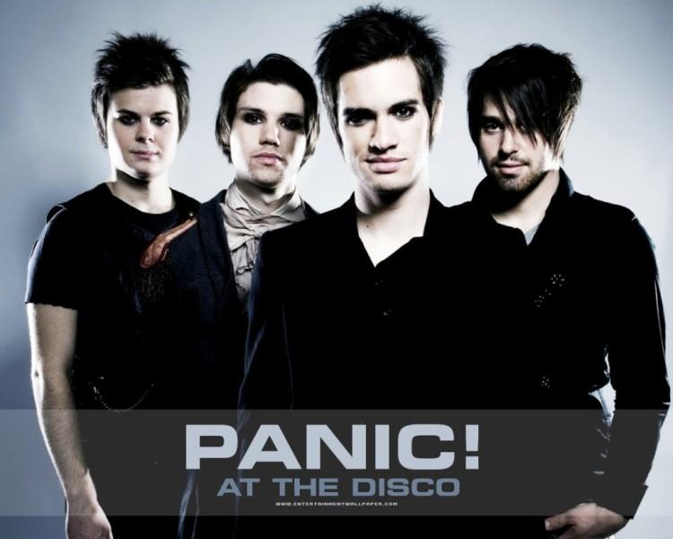 фото panic at the disco