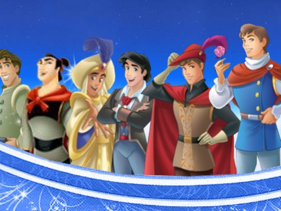 What Disney Prince Are You?