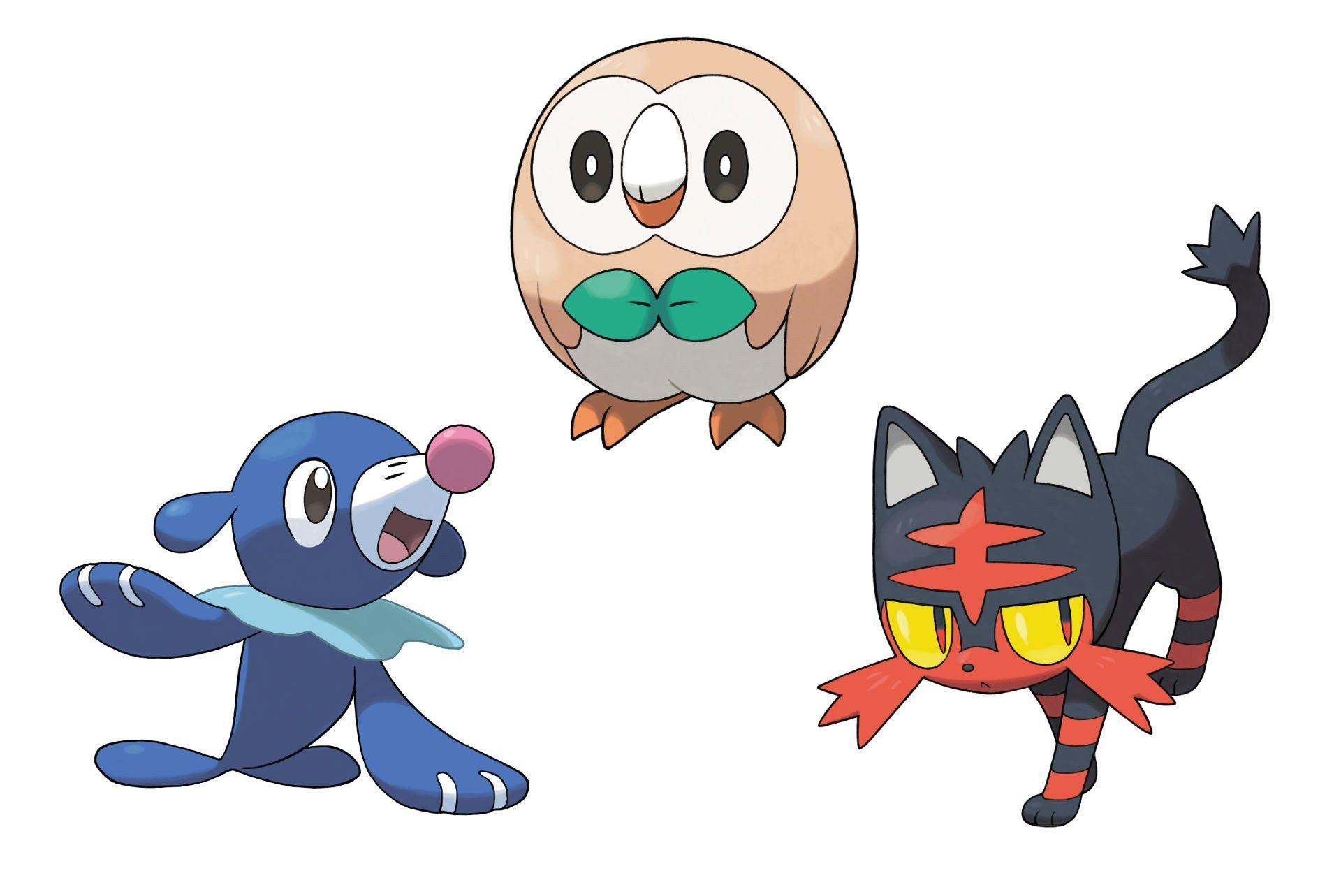 which alola starter pokemon are you? | playbuzz