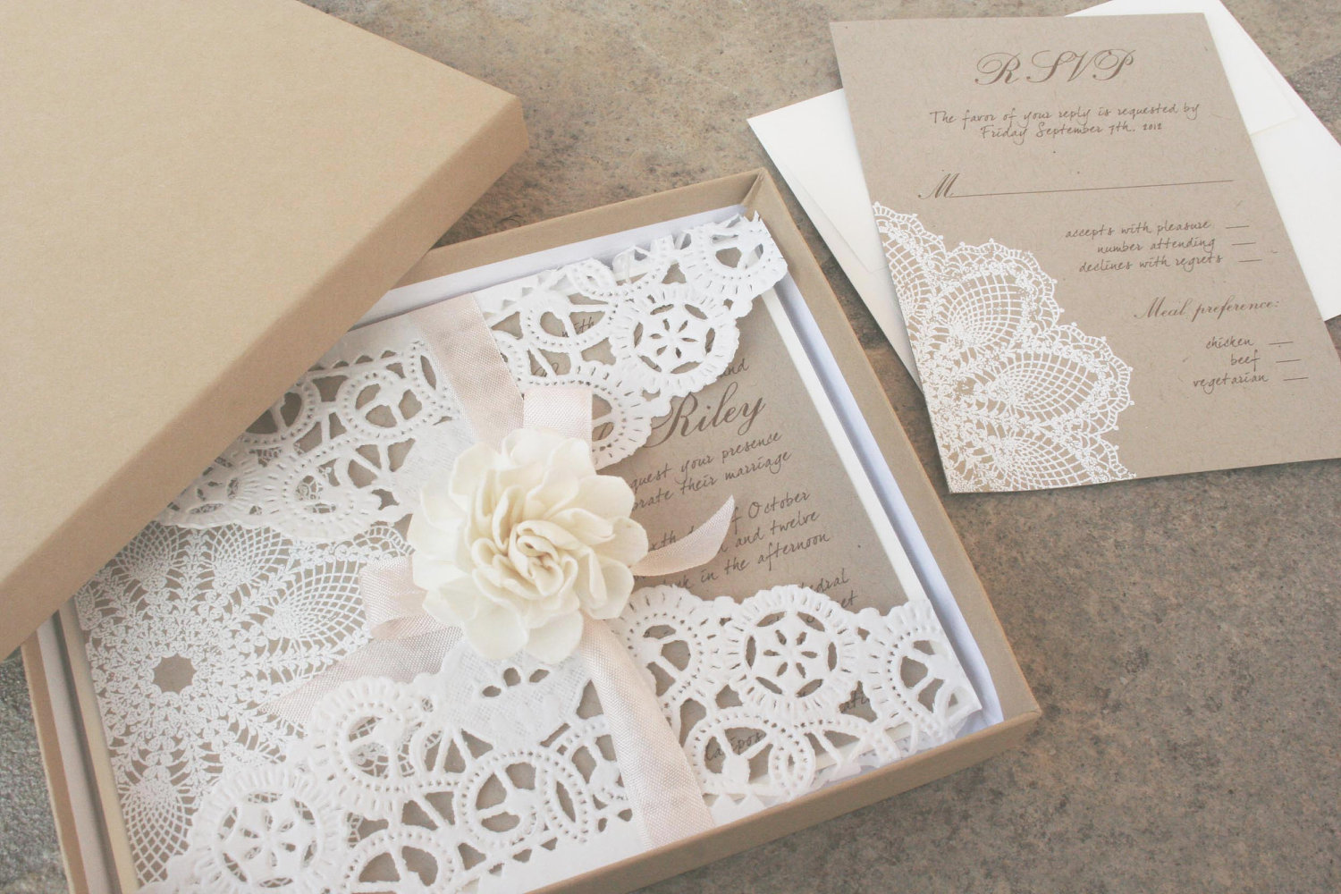 What Wedding Invitations Should You Use? | Playbuzz