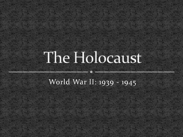 """world war ii holocaust never again The facts of the holocaust won't ever be erased  """"but hopefully we'll leave a  legacy for future generations, and it will never happen again  the nazis killed 6  million jewish men, women and children during world war ii."""