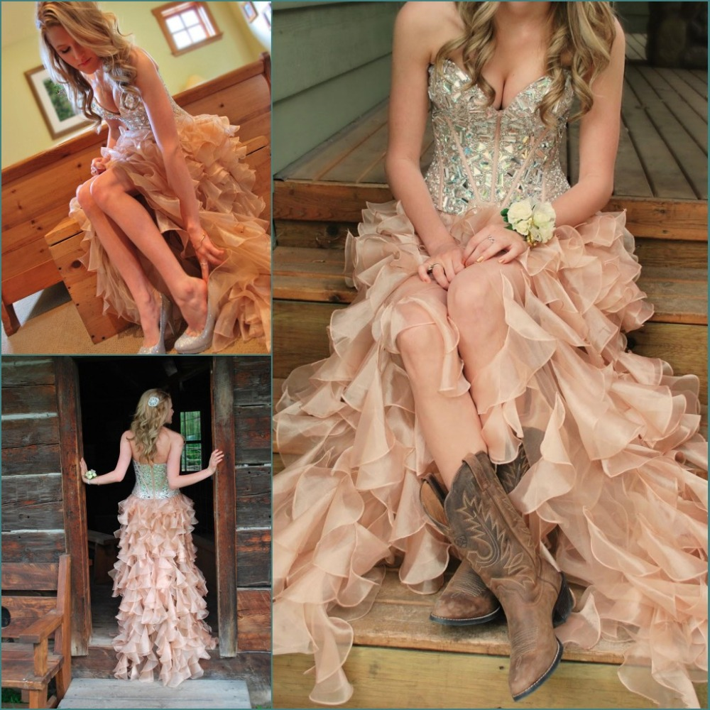 Country Style Prom