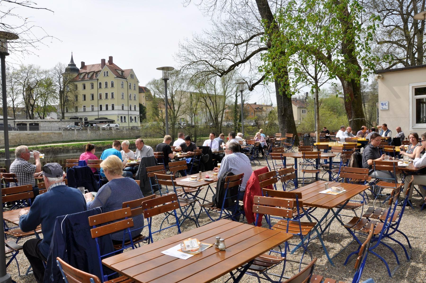 Wie gut kennen Sie die Regensburger Biergärten? | Playbuzz