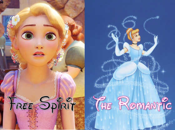 What Is Your Dominant Disney Princess Personality?