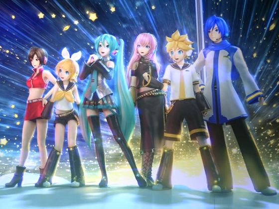 What Vocaloid Are You Playbuzz