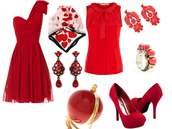 What To Wear On Valentineu0027s Day?
