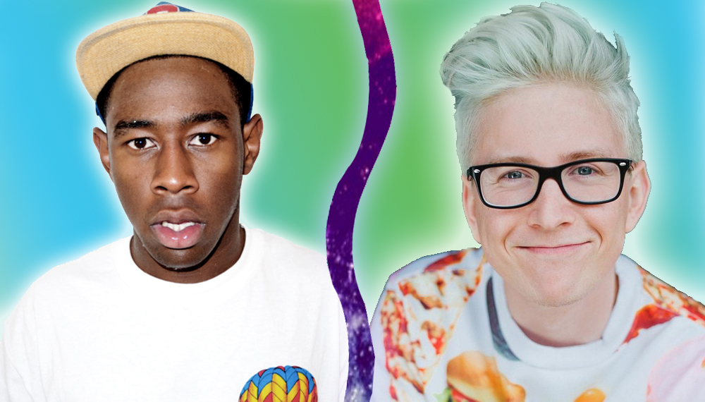 quiz who tweeted it tyler oakley or tyler the creator playbuzz