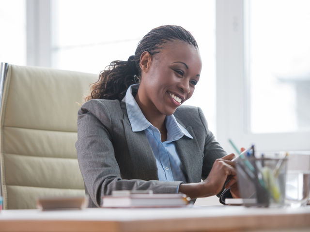 a happy worker is a productive worker Happiness makes people more productive at work, according to the latest research from the university of warwick economists carried out a number of experiments to test the idea that happy employees work harder.