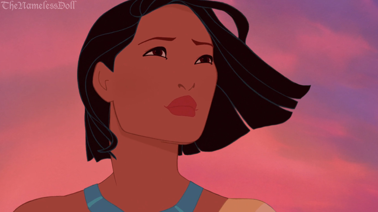 Strange These Disney Princesses With Short Hair Are Almost Unrecognizable Short Hairstyles For Black Women Fulllsitofus