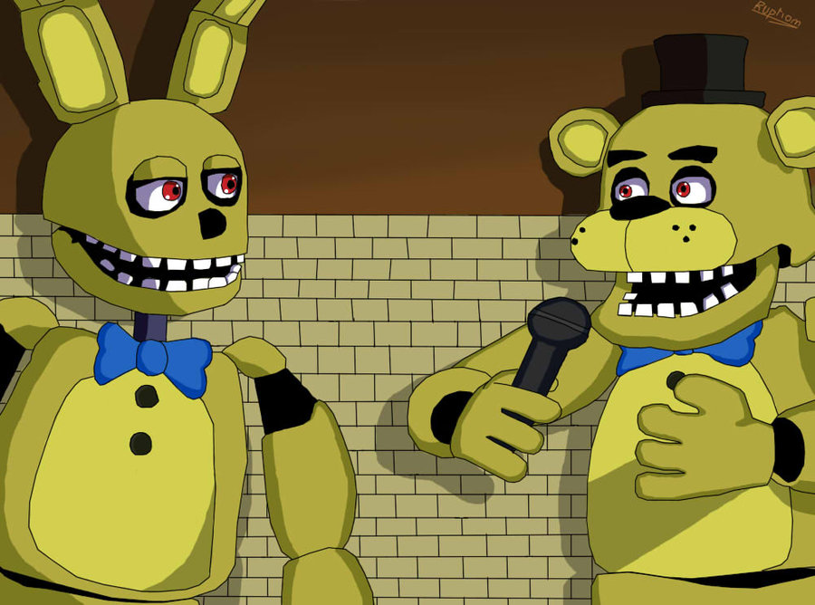 which five nights at freddy s character are you playbuzz