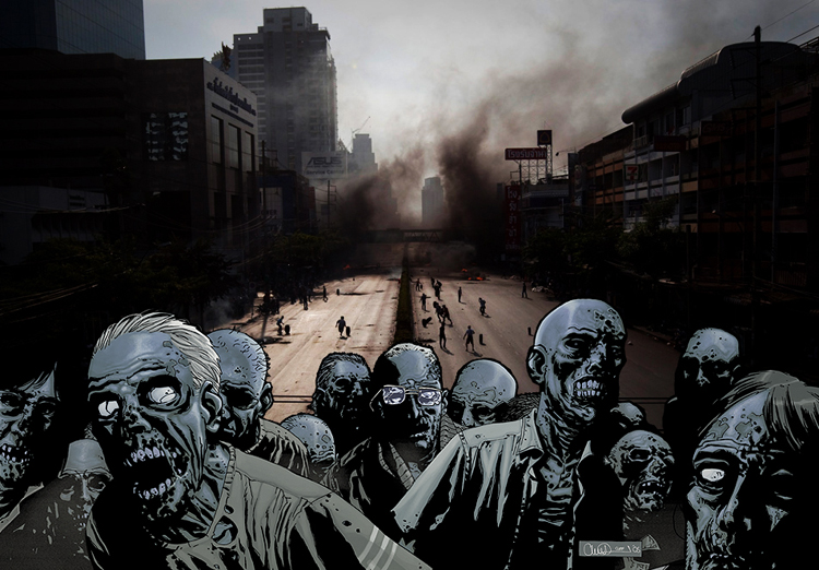 Image result for Zombie Apocalypse images