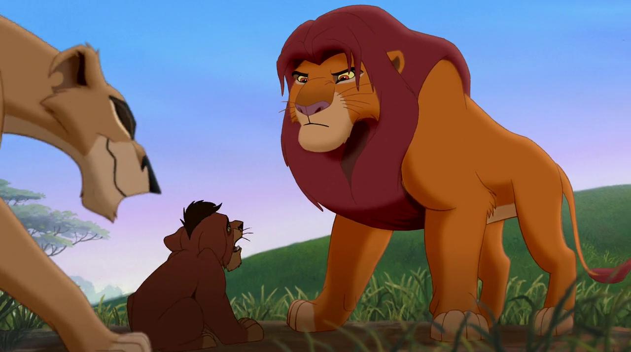 шокирующие подробности короля льва действия гибридного
