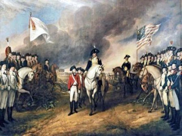 essay on the battle of yorktown