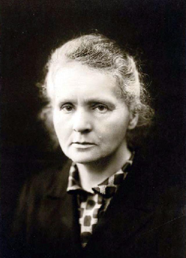 Marie Curie: descoberta do polônio e do rádio