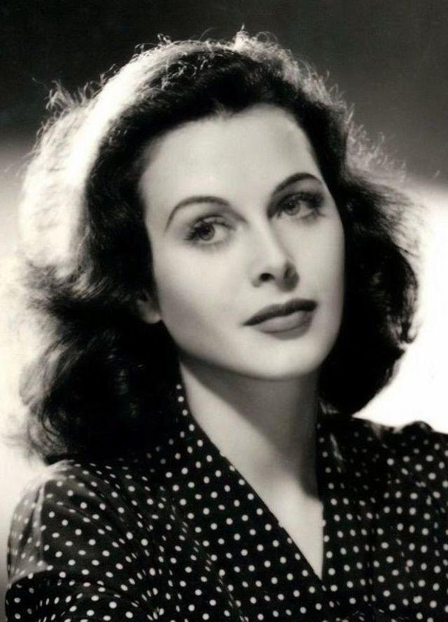Hedy Lamarr: conexão wireless<br />