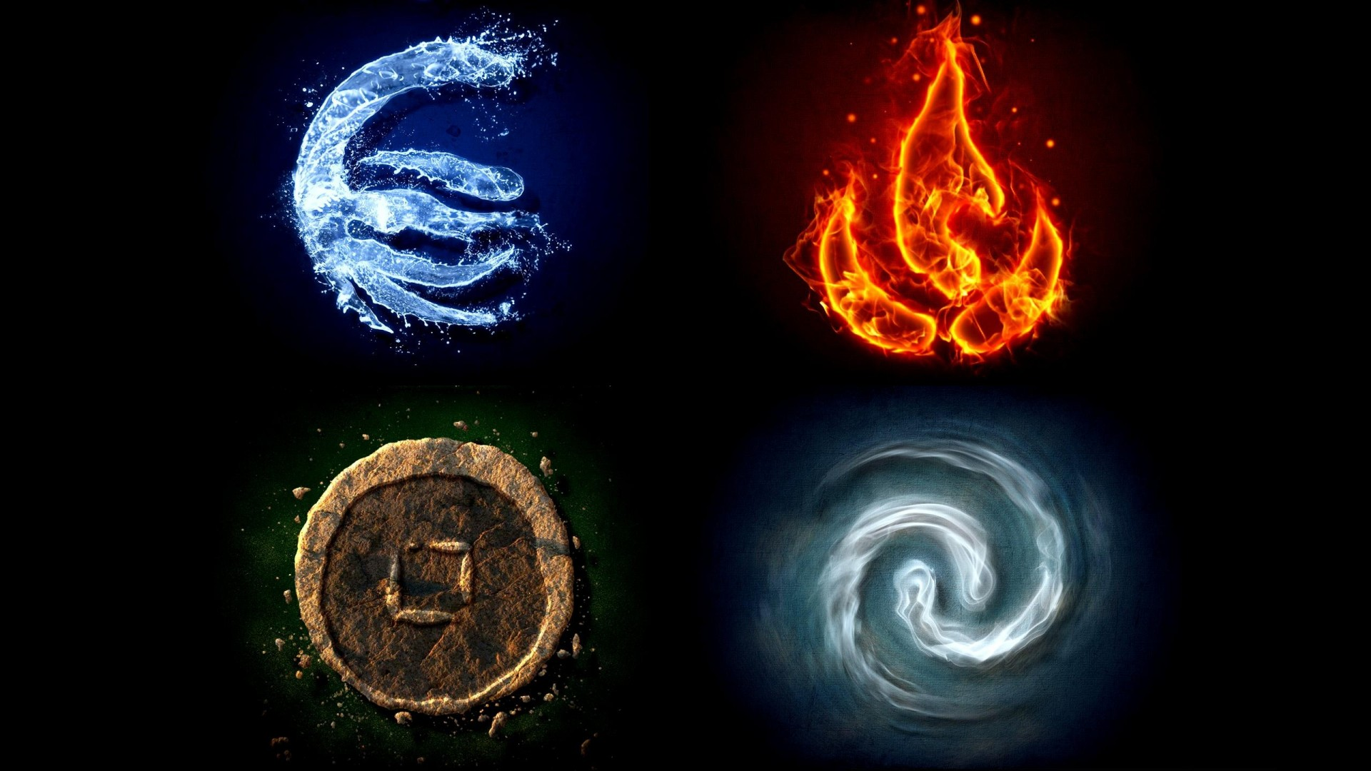 Chinese Symbol For Fire Element Topsimages