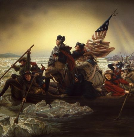 what events happened in the american revolution