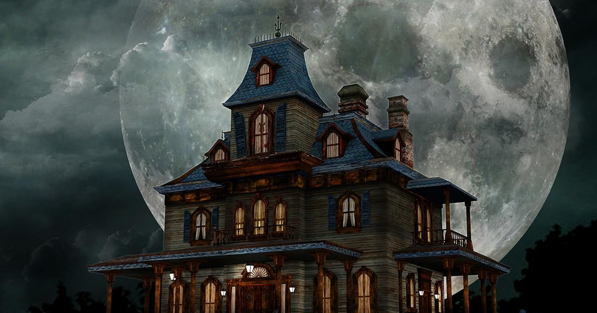 Choose your own haunted house adventure and we 39 ll tell you for Choose your own home