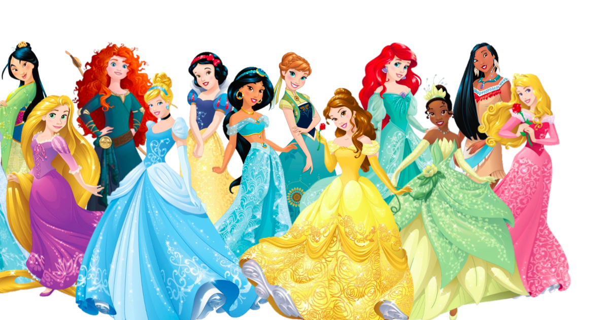 the princesses of disney role models presented to young american girls and how the stereotypes portr