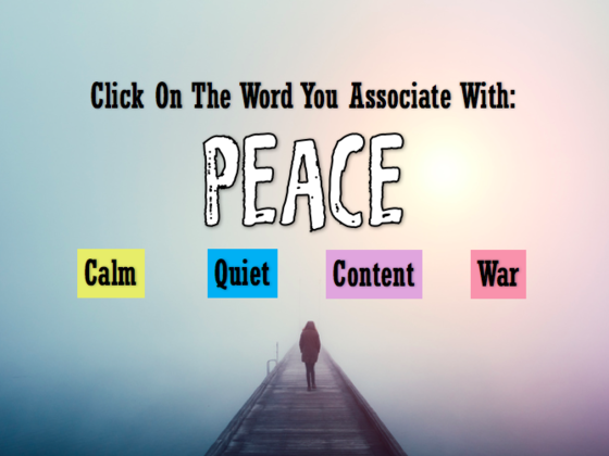 This Word Association Test Will Reveal Your Dominant Desire